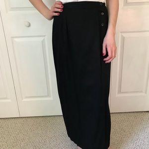 Vintage GAP wrap around size 10 skirt